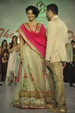 RJ Archana, Salil Acharya at Wedding Show by Amy Billiomoria in Mumbai on 28th Sept 2014 (581)_542999ae3ebb3.JPG