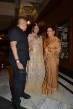 Sonakshi Sinha, Poonam Sinha at Sahachari Foundations show for Tarun Tahiliani in Mumbai on 28th Sept 2014 (182)_54299570b94ae.JPG