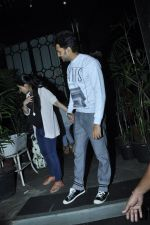 Genelia D Souza, Riteish Deshmukh snapped at Nido in Mumbai on 29th Sept 2014 (67)_542a8d51a2e2a.JPG