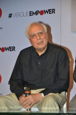 Kapil Sibal at Raunq album promotion by Sony Music in Blue Frog on 29th Sept 2014 (29)_542a8cb838d2a.JPG