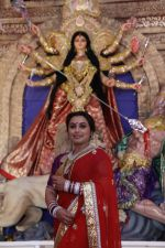 Rani Mukerji wishes all a very happy Durga Pujo on 29th Sept 2014 (3)_542a7ee5c0f74.jpg