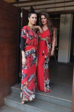 Sucheta Sharma, Pria Kataria Puri at Zeba Kohli_s chocolate promotional event in Worli, Mumbai on 29th Sept 2014 (346)_542a8ee61f107.JPG