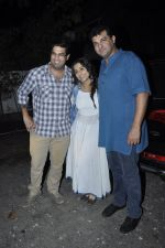 Vidya Balan, Siddharth Roy Kapur,Kunal Roy Kapur at Haider screening in Sunny Super Sound on 29th Sept 2014 (145)_542a942bc6dbf.JPG