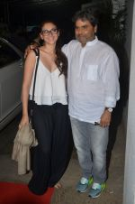 Aditi Rao Hydari, Vishal Bharadwaj at Haider screening in Sunny Super Sound on 30th Sept 2014 (192)_542be03956b85.JPG