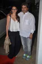 Aditi Rao Hydari, Vishal Bharadwaj at Haider screening in Sunny Super Sound on 30th Sept 2014 (195)_542be1487f2e4.JPG