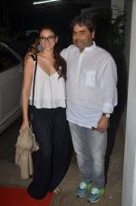 Aditi Rao Hydari, Vishal Bharadwaj at Haider screening in Sunny Super Sound on 30th Sept 2014 (199)_542be14a9c01e.JPG