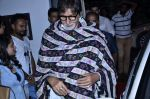 Amitabh Bachchan at Haider screening in Sunny Super Sound on 30th Sept 2014 (23)_542be19051e39.JPG
