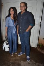 Ashutosh Gowariker, Sunita Gowariker at Haider screening in Sunny Super Sound on 30th Sept 2014 (135)_542be27fd8646.JPG