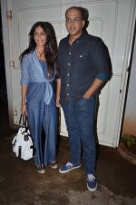 Ashutosh Gowariker, Sunita Gowariker at Haider screening in Sunny Super Sound on 30th Sept 2014 (137)_542be28213657.JPG