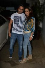 Ayushman Khurana, Krishika Lulla at Haider screening in Sunny Super Sound on 30th Sept 2014 (265)_542be5ab84912.JPG