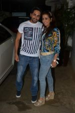 Ayushman Khurana, Krishika Lulla at Haider screening in Sunny Super Sound on 30th Sept 2014 (267)_542be5ac97801.JPG