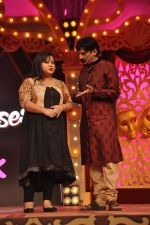 Bharti Singh at Life Ok Comedy Classes launch in Mumbai on 30th Sept 2014 (117)_542be6a89b378.JPG