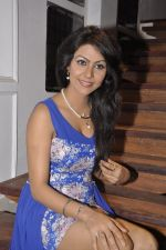 Bhoomi Shree in saree at Blackmail film on the sets in Future Studio on 30th Sept 2014 (44)_542bdfbe0db49.JPG