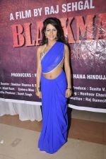 Bhoomi Shree in saree at Blackmail film on the sets in Future Studio on 30th Sept 2014 (65)_542bdfd3316fc.JPG