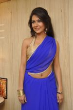Bhoomi Shree in saree at Blackmail film on the sets in Future Studio on 30th Sept 2014 (74)_542bdfdc60c1e.JPG