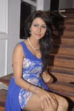 Bhoomi Shree in saree at Blackmail film on the sets in Future Studio on 30th Sept 2014 (48)_542bdfc1ec958.JPG