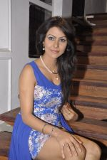 Bhoomi Shree in saree at Blackmail film on the sets in Future Studio on 30th Sept 2014 (49)_542bdfc300c74.JPG