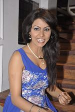 Bhoomi Shree in saree at Blackmail film on the sets in Future Studio on 30th Sept 2014 (51)_542bdfc50fc80.JPG