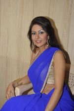 Bhoomi Shree in saree at Blackmail film on the sets in Future Studio on 30th Sept 2014 (70)_542bdfd77edf3.JPG