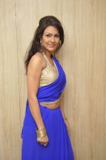 Bhoomi Shree in saree at Blackmail film on the sets in Future Studio on 30th Sept 2014 (89)_542bdfea07f69.JPG
