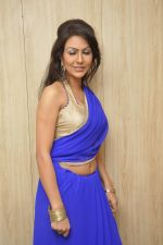 Bhoomi Shree in saree at Blackmail film on the sets in Future Studio on 30th Sept 2014 (92)_542bdfec8af3d.JPG