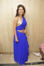 Bhoomi Shree in saree at Blackmail film on the sets in Future Studio on 30th Sept 2014 (94)_542bdfeecbb00.JPG