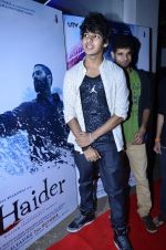 Ishaan Khattar at Haider screening in Sunny Super Sound on 30th Sept 2014 (29)_542be2f1d40f8.JPG
