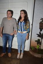 Krishika Lulla, Sunil Lulla at Haider screening in Sunny Super Sound on 30th Sept 2014 (123)_542be5b1c9358.JPG