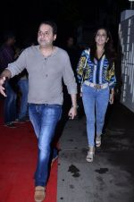 Krishika Lulla, Sunil Lulla at Haider screening in Sunny Super Sound on 30th Sept 2014 (33)_542be5af5dd53.JPG