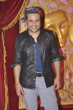 Krushna Abhishek at Life Ok Comedy Classes launch in Mumbai on 30th Sept 2014 (18)_542be6f512487.JPG
