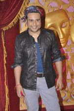 Krushna Abhishek at Life Ok Comedy Classes launch in Mumbai on 30th Sept 2014 (19)_542be6f60999e.JPG