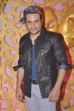 Krushna Abhishek at Life Ok Comedy Classes launch in Mumbai on 30th Sept 2014 (23)_542be6fae7803.JPG