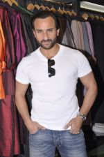 Saif Ali Khan inaugurates designer Raghavendra Rathore_s new store in Mumbai on 30th Sept 2014 (167)_542bdfb88df05.JPG
