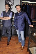Saif Ali Khan inaugurates designer Raghavendra Rathore_s new store in Mumbai on 30th Sept 2014 (82)_542bdf62757f4.JPG
