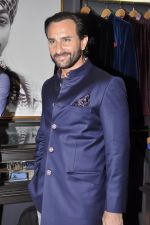 Saif Ali Khan inaugurates designer Raghavendra Rathore_s new store in Mumbai on 30th Sept 2014 (84)_542bdf6332f6e.JPG