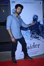 Shahid Kapoor at Haider screening in Sunny Super Sound on 30th Sept 2014 (25)_542be4a0b363c.JPG