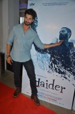 Shahid Kapoor at Haider screening in Sunny Super Sound on 30th Sept 2014 (85)_542be4af89d17.JPG
