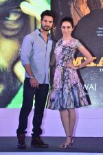 Shraddha Kapoor, Shahid Kapur at Haider book launch in Taj Lands End on 30th Sept 2014 (159)_542be98dc1514.JPG
