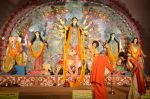 Sushmita Sen at Durga Pooja on 30th Sept 2014 (131)_542be0545ad72.JPG