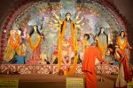 Sushmita Sen at Durga Pooja on 30th Sept 2014 (135)_542be0586a583.JPG