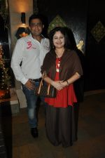 Ayesha Jhulka snapped at Mahesh Lunch Home on 4th Oct 2014  (110)_5430b9160ad39.JPG