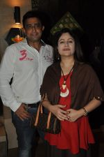 Ayesha Jhulka snapped at Mahesh Lunch Home on 4th Oct 2014  (112)_5430b925f001a.JPG