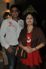 Ayesha Jhulka snapped at Mahesh Lunch Home on 4th Oct 2014  (113)_5430b92ce5611.JPG