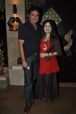 Ayesha Jhulka snapped at Mahesh Lunch Home on 4th Oct 2014  (134)_5430b9d389994.JPG