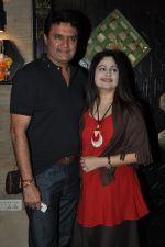 Ayesha Jhulka snapped at Mahesh Lunch Home on 4th Oct 2014  (135)_5430b9d96683b.JPG