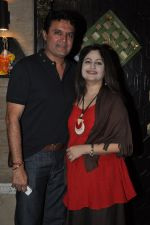 Ayesha Jhulka snapped at Mahesh Lunch Home on 4th Oct 2014  (139)_5430b9f359b97.JPG