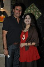Ayesha Jhulka snapped at Mahesh Lunch Home on 4th Oct 2014  (140)_5430b9f7e59cc.JPG
