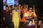 Cyrus Broacha walk for Kalki show at Myntra fashion week day 2 on 4th Oct 2014 (433)_5430ed33edcce.JPG