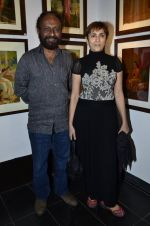 Deepa Sahi, Ketan Mehta at Rang Rasiya film promotion with art exhibition on 4th Oct 2014 (133)_543135c421476.JPG
