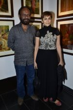 Deepa Sahi, Ketan Mehta at Rang Rasiya film promotion with art exhibition on 4th Oct 2014 (136)_543135c8daa27.JPG